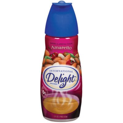Coffee Creamer, Amaretto