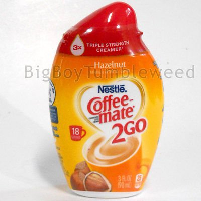 Coffee Creamer, Concentrated, Hazelnut