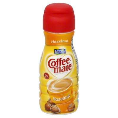 Coffee Creamer, Hazelnut
