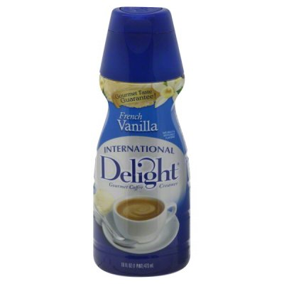French Vanilla, Gourmet Coffee Creamer