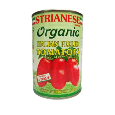 Organic Italian Whole Peeled Tomatoes