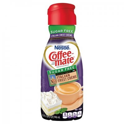 Coffee-mate Sugar Free Italian Sweet Creme