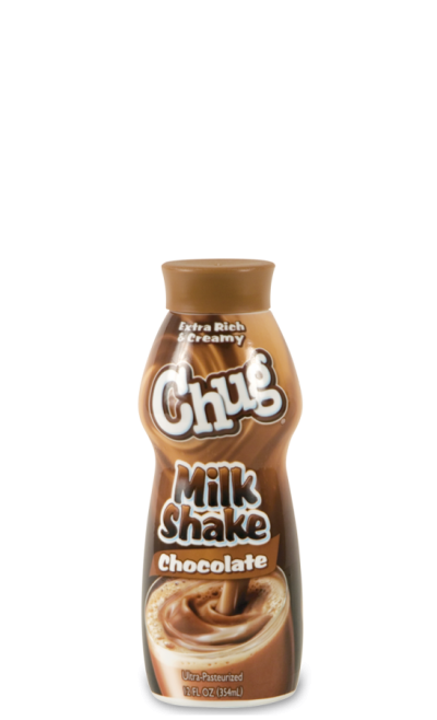 Extra Rich & Creamy Chocolate Milk Shake