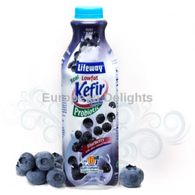 Kefir, Low-fat