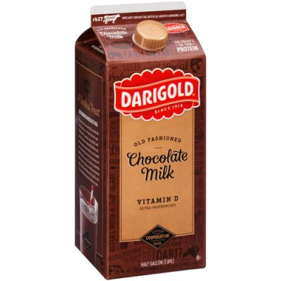 Milk, Chocolate Old-Fashioned Vitamin D
