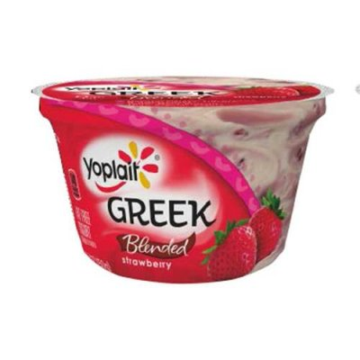 Grade A Blended Yogurt, Nonfat, Strawberry