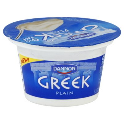 Greek Yogurt, 2% Fat
