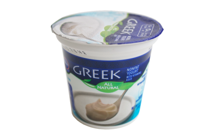 Greek Yogurt, Low-fat, Plain