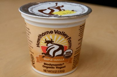 Made From Organic Milk From 100% Grass Fed Cows, Creamline Yogurt, Plain