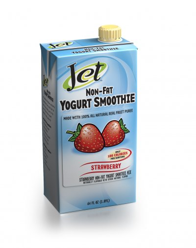 Non-fat Yogurt, Strawberry