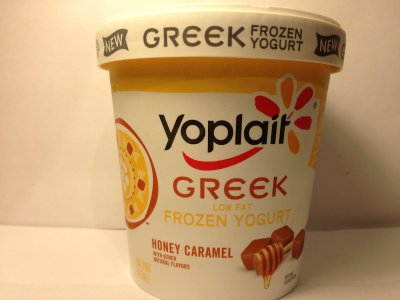 Yogurt, Low-fat, Honey
