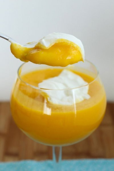 Greek Yogurt, Mango