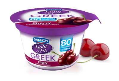 Greek Yogurt, Cherry