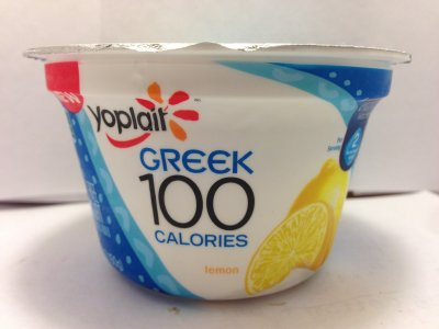 Greek Yogurt, Lemon