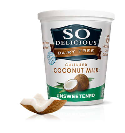 Coconut Milk, Yogurt Alternative