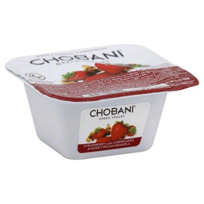 Greek Yogurt, Grade A, Non-Fat Yogurt, Strawberry