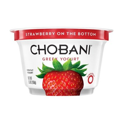 Greek Yogurt, Non-fat, Strawberry