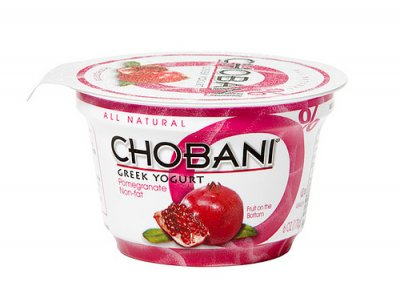 Yogurt, Pomegranate