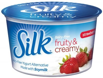 Dairy Free Yogurt Alternative, Black Cherry, Made With Soy