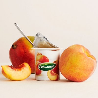 Yogurt Alternative, Peach & Mango