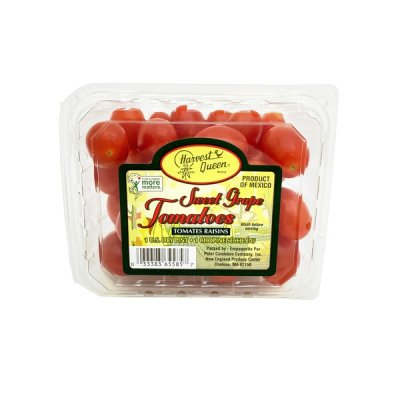 Sweet Grape Tomatoes, Pre-Packed