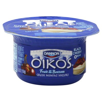Greek Yogurt, Non-fat, Black Cherry