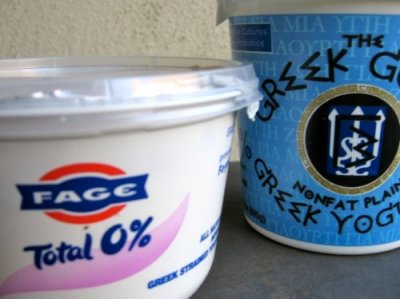Greek Yogurt, Non-fat, Pina Coldada