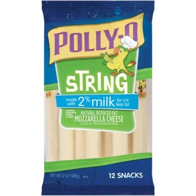 String Cheese, Reduced Fat