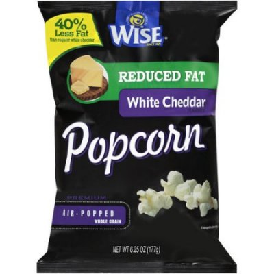 50% Reduced Fat White Cheddar