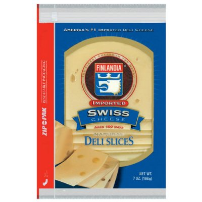 Imported Swiss Cheese