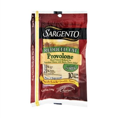 2% Reduced Fat Provolone Cheese