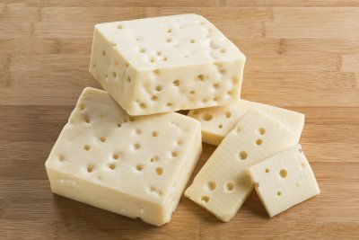 Natural Aged Swiss Cheese