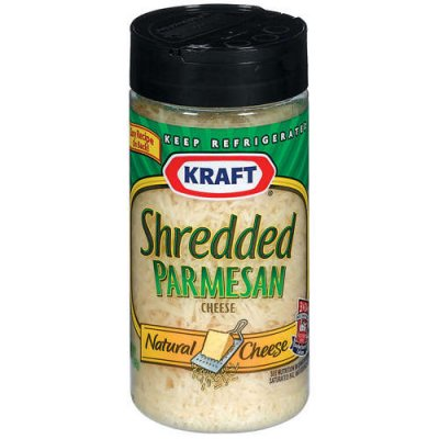 Shredded Parmesan