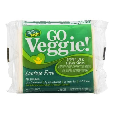 Veggie Slices, Pepper Jack Flavor