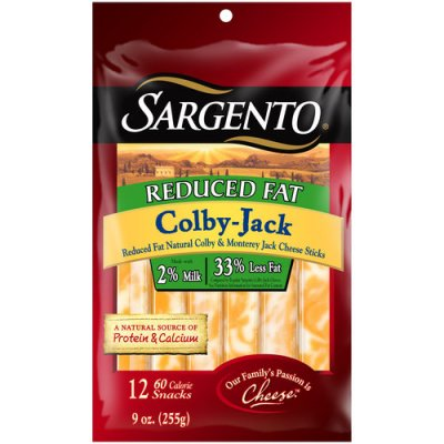Colby Jack, Sticks