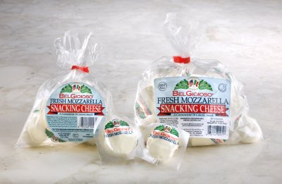 Fresh Mozzarella, Snacking Cheese