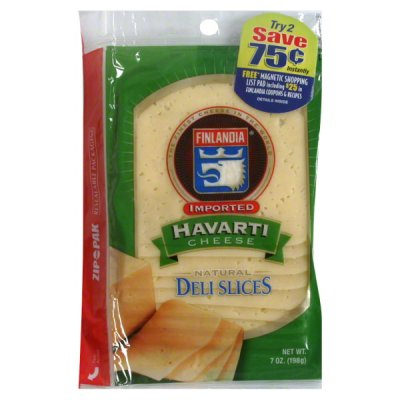 Cheese, Imported Havarti