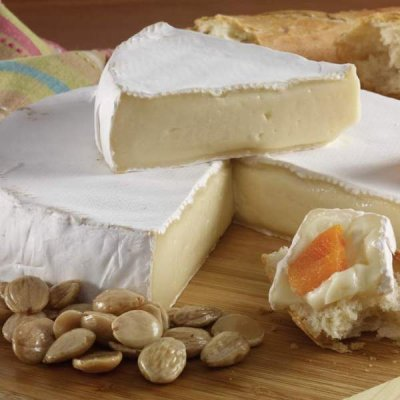 Cheese, Soft Ripened, Brie Light
