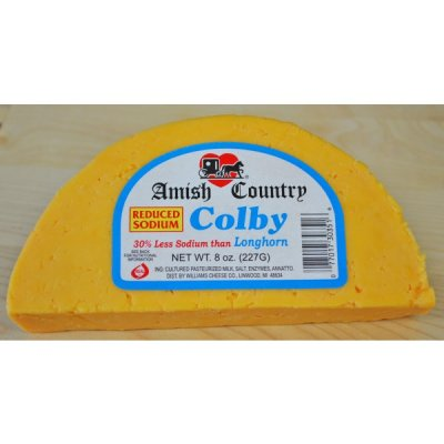 Cheddar Cheese, Low Sodium