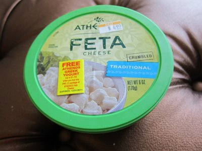 Fat Free Feta Cheese