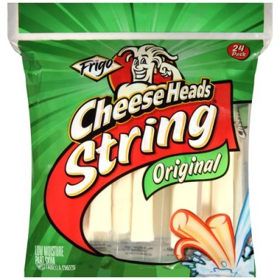String Cheese,Mozzarella 24 Ct