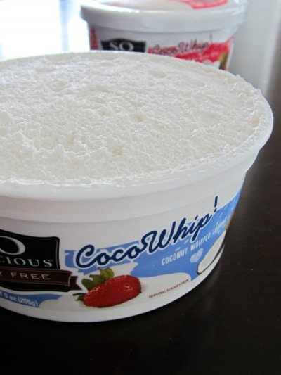 Coco Whip, Coconut Whipped Topping