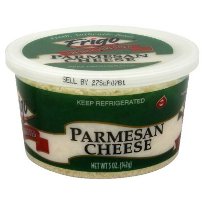 Parmesan Cheese, Freshly Shredded