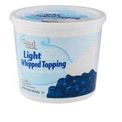 Light Whipped Topping