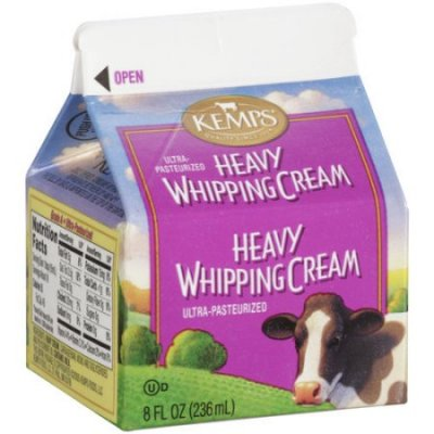 Ultra-Pasteurized Heavy Whipping Cream