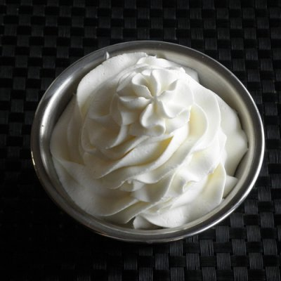 Whipped Topping Real Cream