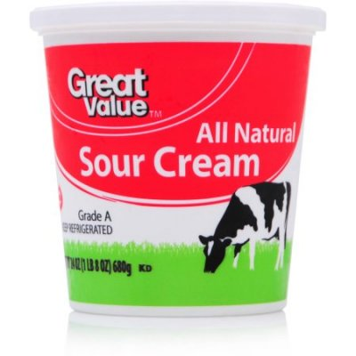 Sour Cream, All Natural