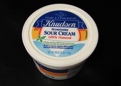 Sour Cream, Hampshire