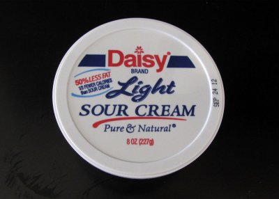 Sour Cream, Light