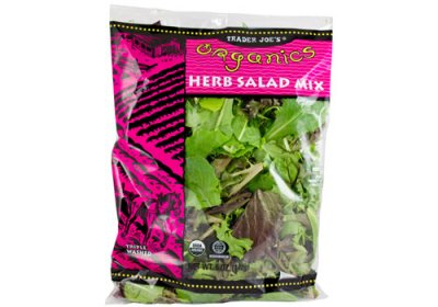 Herb Salad Mix, Organic